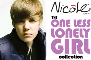 Nicole by OPI Bieber