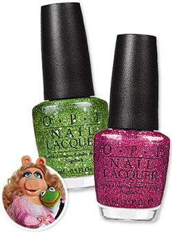 OPI Muppets лак для ногтей