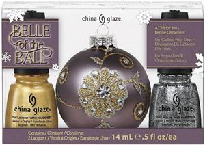 набор лаков China Glaze: Belle Of The Ball