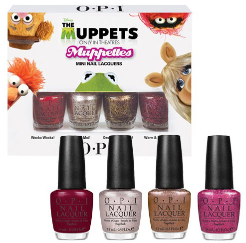 OPI The Muppets лаки