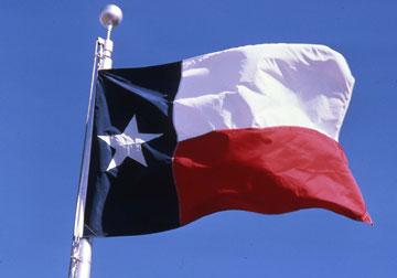 флаг Техаса