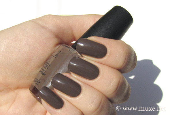 OPI You Don't Know Jacques! свотч
