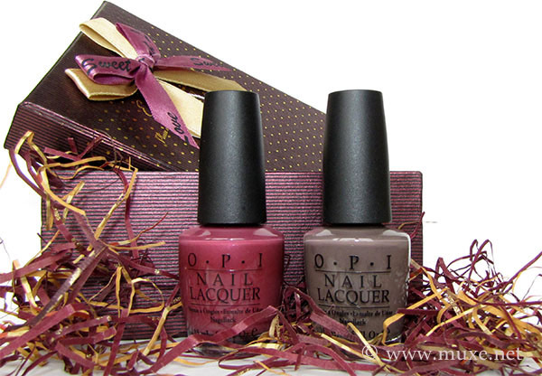 OPI Nail Polish You don't know Jacques! review