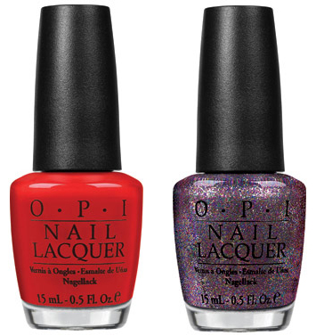 Opi Alice In Wonderland Nail Polish Collection 2010