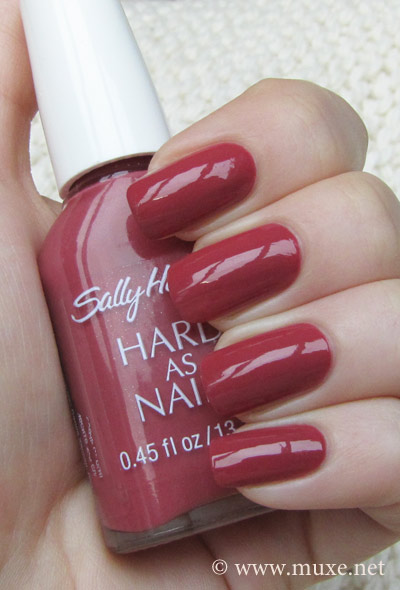 Лак для ногтей Sally Hansen Hard As Nails Truffle