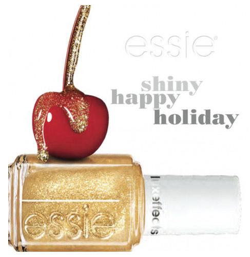 Essie Holiday 2011 Luxeffects