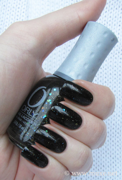 ORLY Androgynie swatch