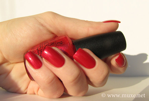 You Rock-apulco Red - OPI NL M24