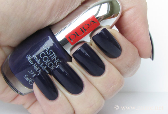 Pupa лак для ногтей свотч