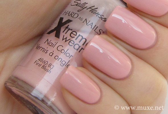 First Blush Sally Hansen Xtreme Wear фото