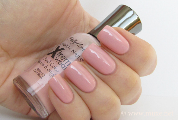 Sally Hansen Xtreme Wear First Blush