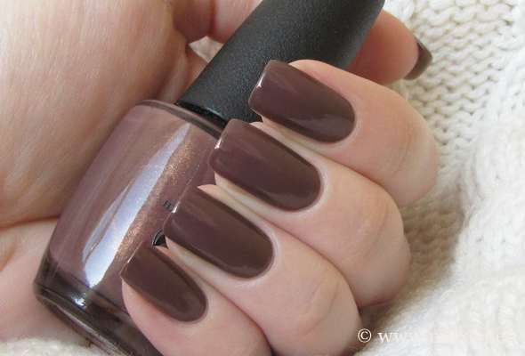Brown Nail Polish Opi