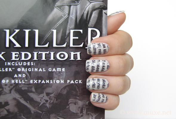August 7th, 2012 Posted by Mari in Nail Art Designs - (7 Comments)