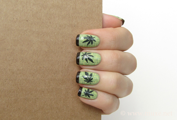 Hemp Nails Green Design