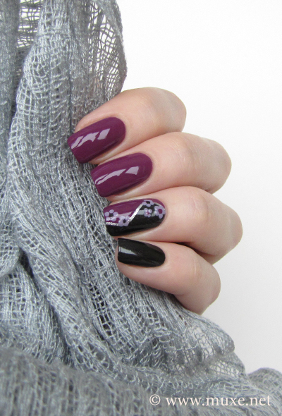 Rimmel Black Pearl 398 polish
