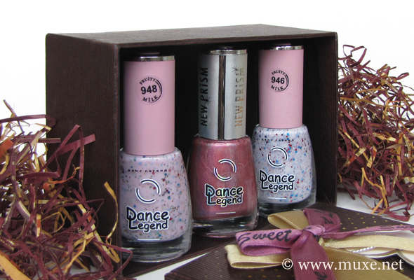 Dance Legend nail polish