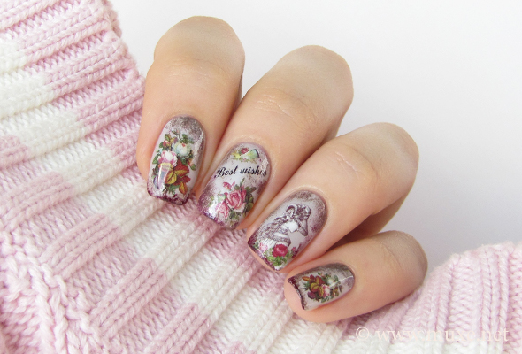 Vintage nail art designs image collections nail art and nail vintage nail  designs graham reid vintage - Vintage Nail Designs Choice Image - Nail Art And Nail Design Ideas